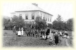 škola na počátku 20.století